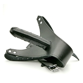 Gode ceinture simple en cuir