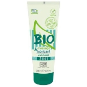 Lubrifiant + Massage Bio Vegan 2 en 1 - 200 ml