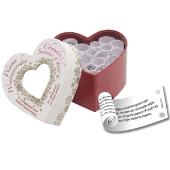 Mini Coeur d'amour Chaudes Soirées d'hiver