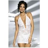 Robe Jennifer blanche