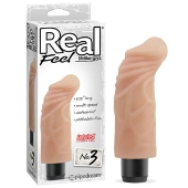 Vibromasseur réaliste Real Feel 3