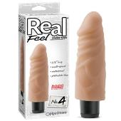 Vibromasseur réaliste Real Feel 4