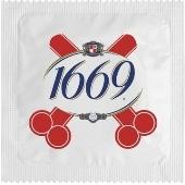 1 X préservatif 1669