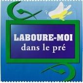 1 X préservatif Laboure-Moi dans le Pré