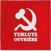 1 X préservatif Turlute Ouvriere