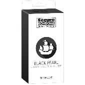 24 Préservatifs Noirs Perlés - Black Pearl