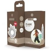 Anneau Love Flame