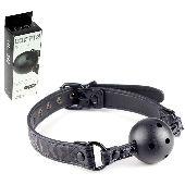 Baillon Noir Luxury Fetish Ball Gag