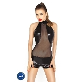 Body Trixy Noir - XXL-XXXL