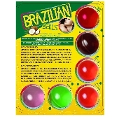 Boules Bresiliennes X6 différentes Saveurs