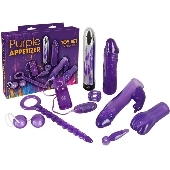 Coffret de SexToys Purple Appetizer