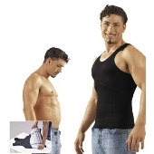 Debardeur homme ventre plat XL