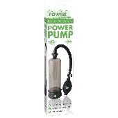 Developpeur de penis Beginner's Power Pump Noir