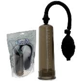 Developpeur de Penis Ultimate Pump noir - 18.50 cm