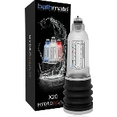 Developpeur Hydromax X20 transparent