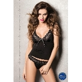 Ensemble Kalypso Set noir - L-XL