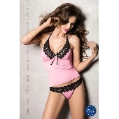 Ensemble Kalypso Set rose - XXL-XXXL