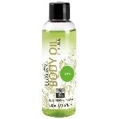 Huile de massage comestible saveur citron - 100 ml