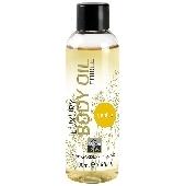 Huile de massage comestible saveur vanille - 100 ml