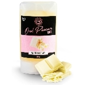 Lubrifiant Comestible Oral Pleasure Saveur Chocolat Blanc - 34 gr