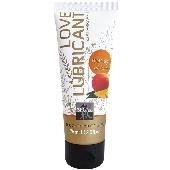 Lubrifiant comestible saveur mangue - 75 ml
