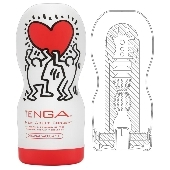 Masturbateur Tenga Keith Haring Deep Throat Cup