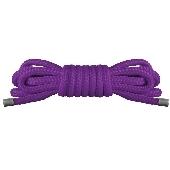 Mini Corde Bondage Rope Pourpre - 1,5 mètres