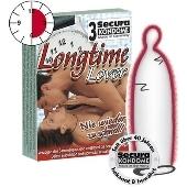 Preservatifs Longtime retardants Secura par 3