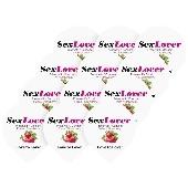 Préservatifs Sex Lover saveur Fraise - 12 pcs