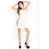 Robe blanche BS027 - TU