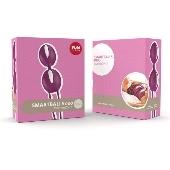 Smartballs Duo Violet / Blanc