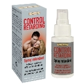 Spray retardant l'ejaculation Control Retarding - 50 ml